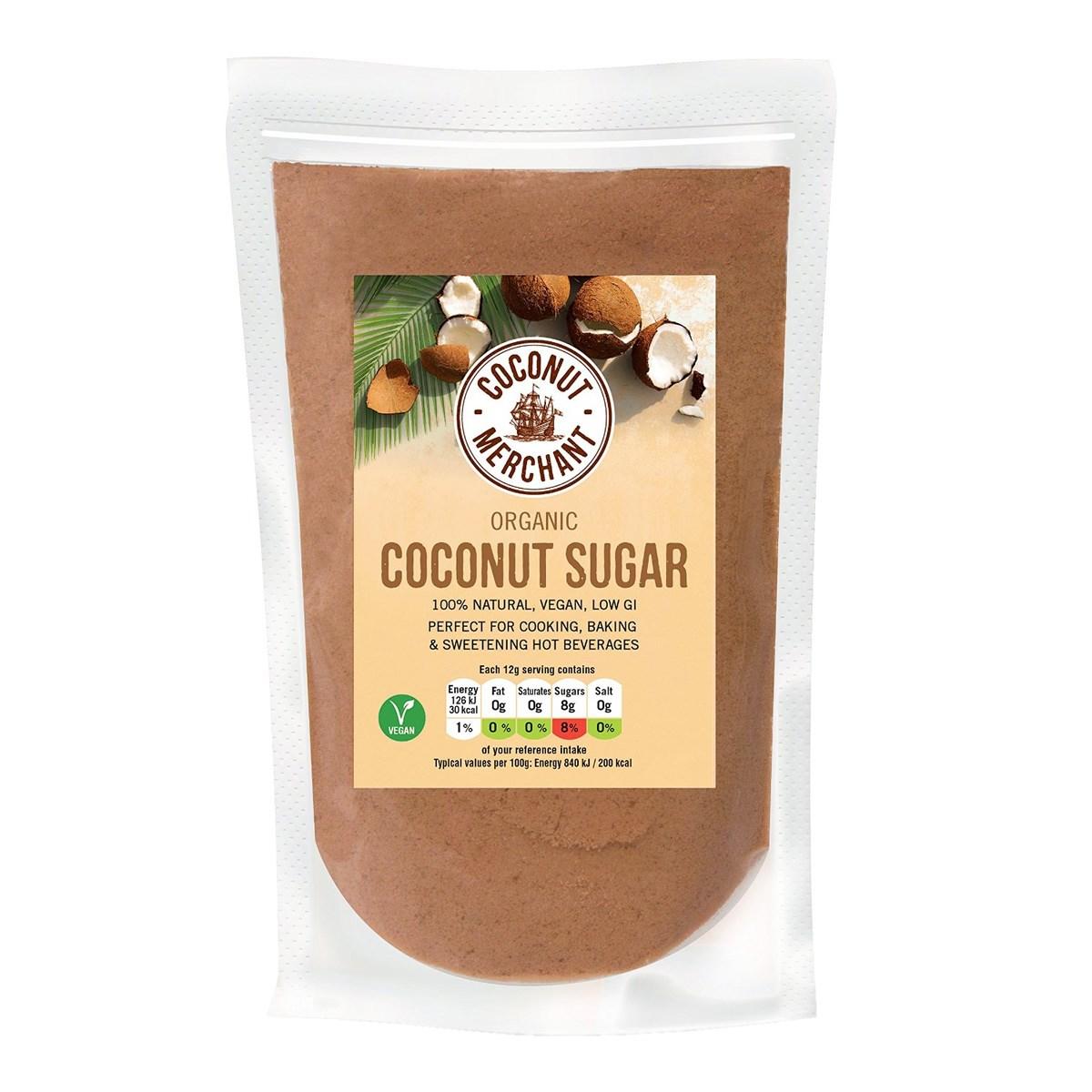 Coconut Merchant Organic Coconut Sugar