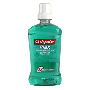 Colgate Plax Multi-Protection Alcohol Free Mouthwash - Travel Size