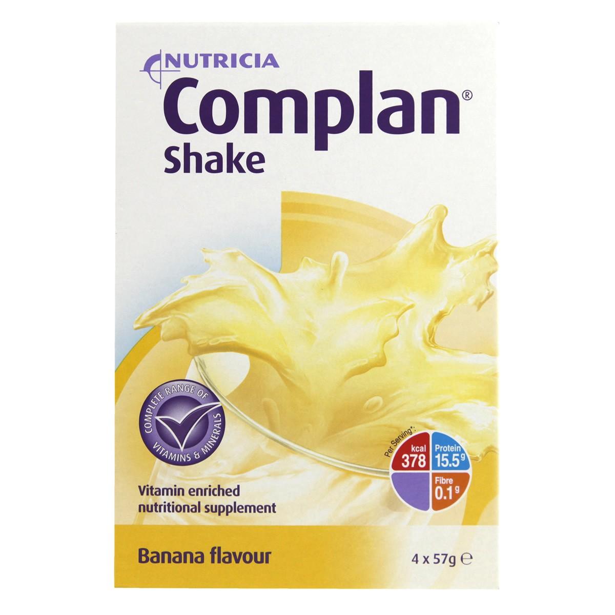 Complan Shake Banana Flavour