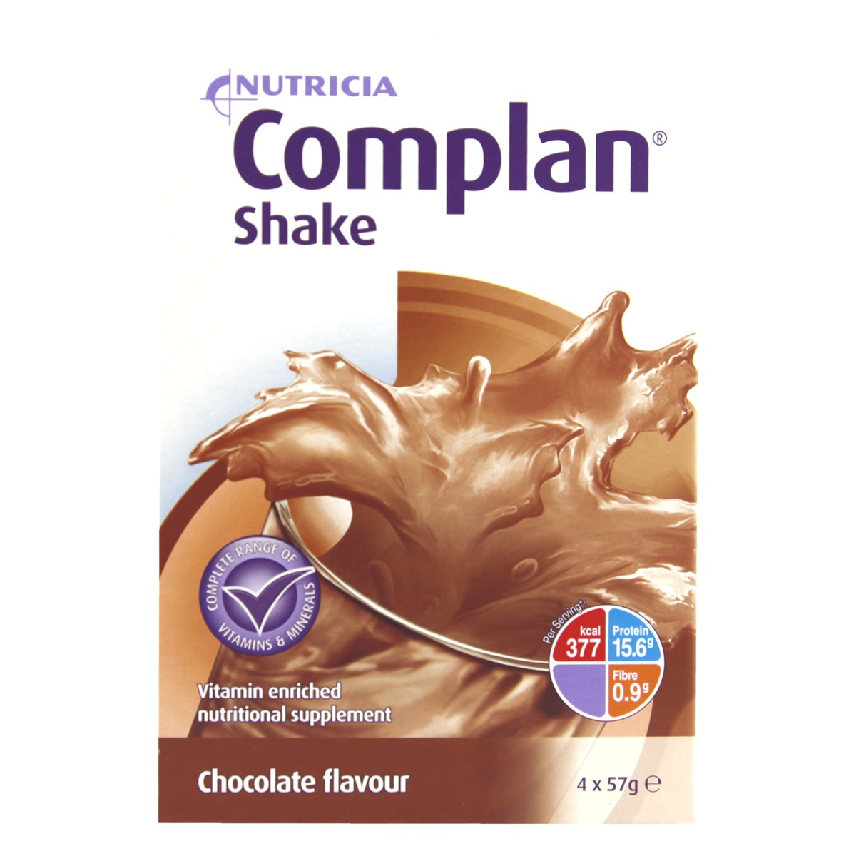 Complan Shake Chocolate Flavour