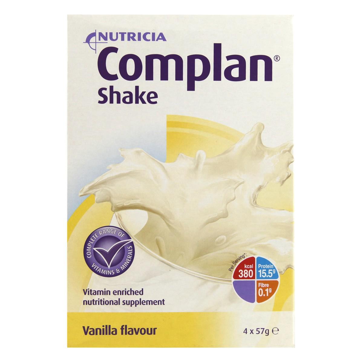 Complan Shake Vanilla Flavour