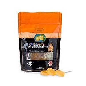 Comvita Children's Lemon & Honey Lollipops