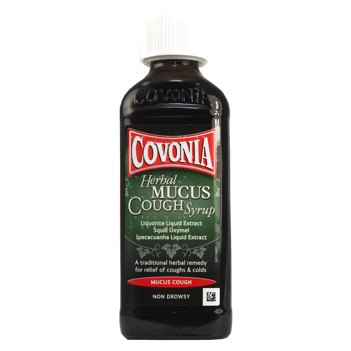 Covonia Herbal Mucus Cough Syrup