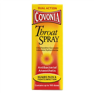 Covonia Throat Spray
