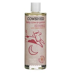 Cowshed Baby Cow Organics Rich Massage Oil
