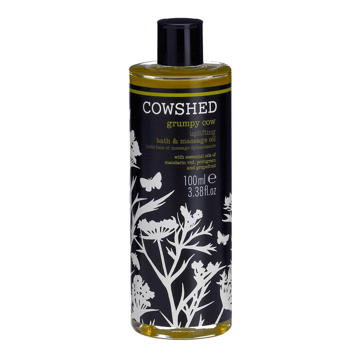 Cowshed Grumpy Cow Uplifting Bath & Massage Oil