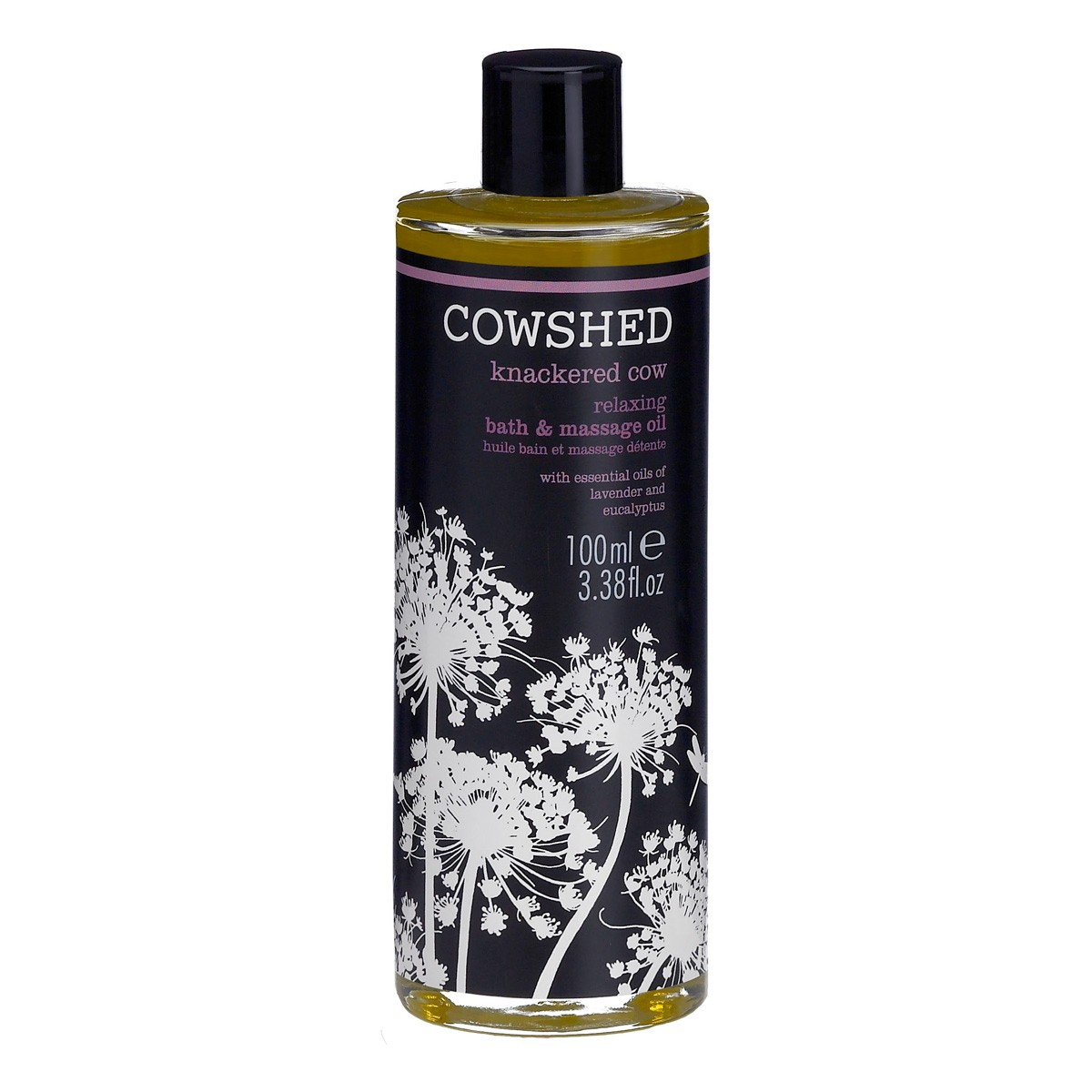 Cowshed Knackered Cow Relaxing Bath & Massage Oil