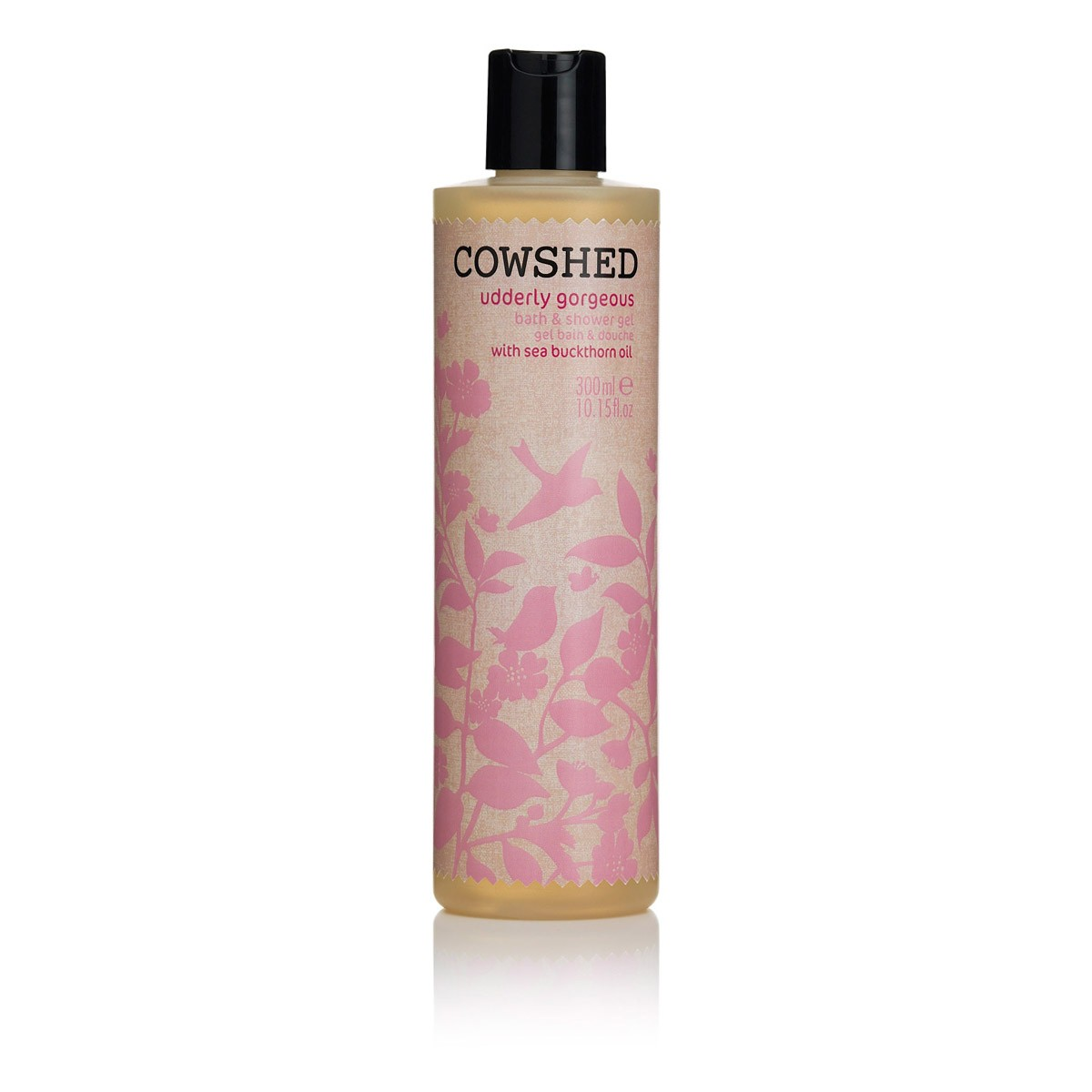 Cowshed Udderly Gorgeous Bath and Shower Gel