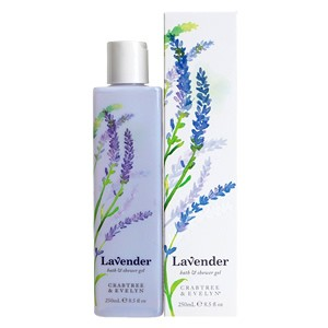 Crabtree & Evelyn Lavender Bath & Shower Gel
