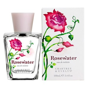 Crabtree & Evelyn Rosewater Eau De Toilette