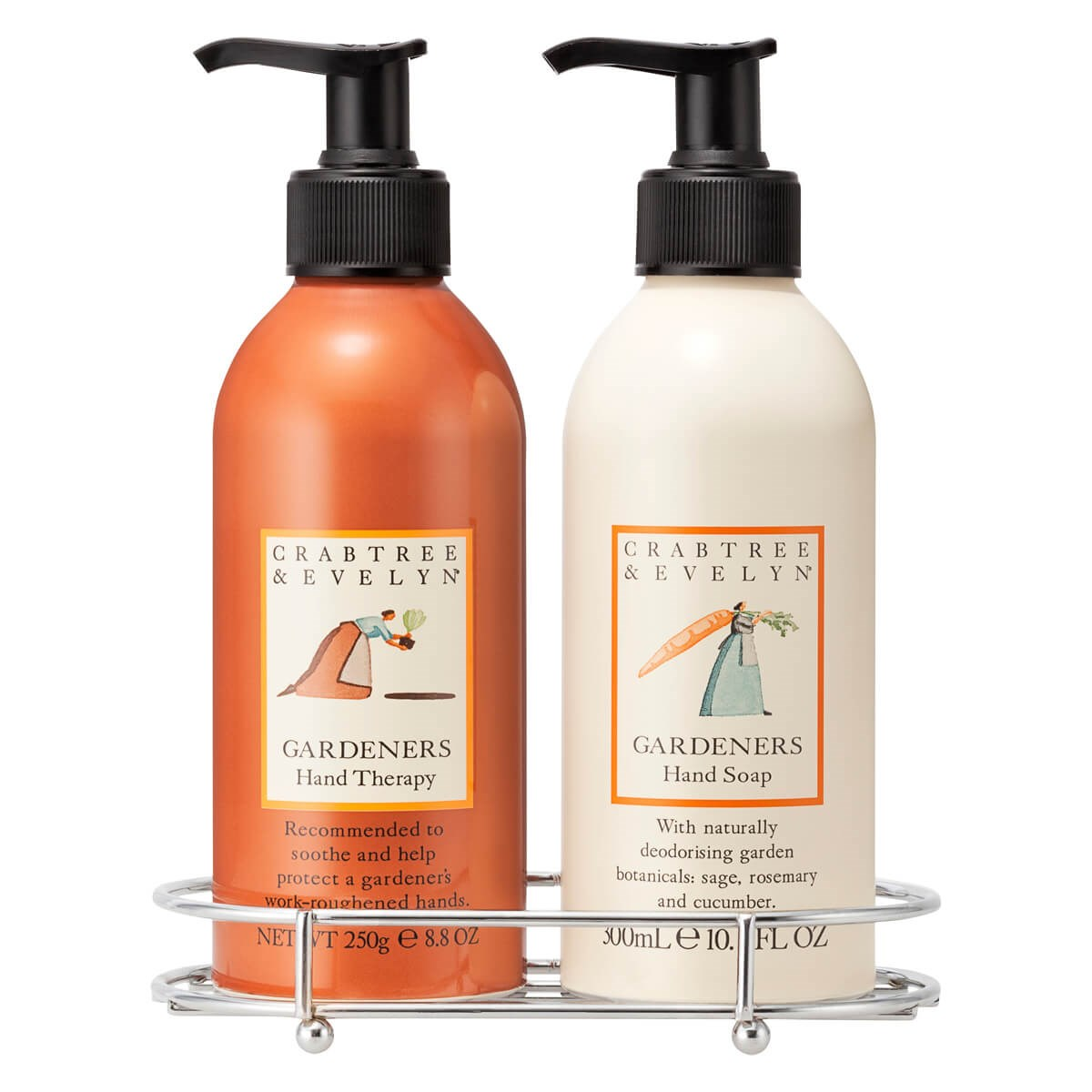 Crabtree & Evelyn Soothing & Conditioning Gardeners Hand Duo