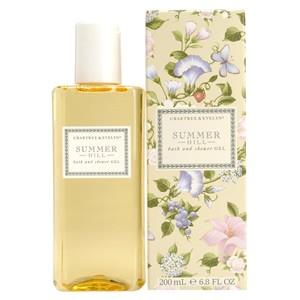 Crabtree & Evelyn Summer Hill Bath & Shower Gel