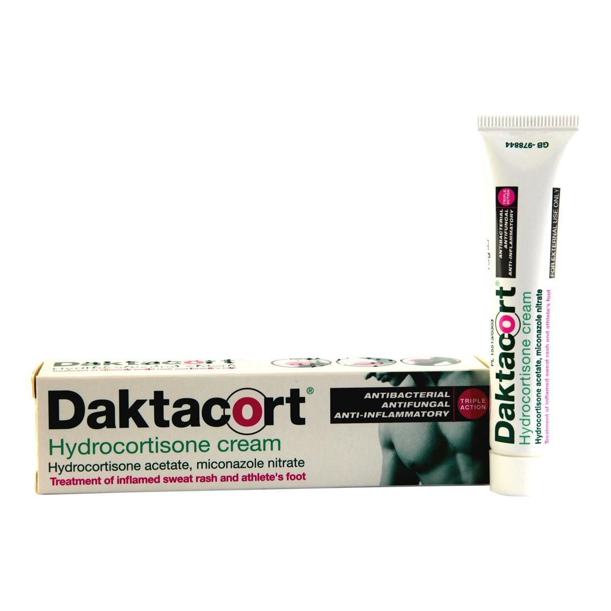 Daktacort Hydrocortisone Cream