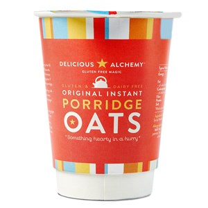 Delicious Alchemy Gluten & Dairy Free Original Instant Porridge Pot