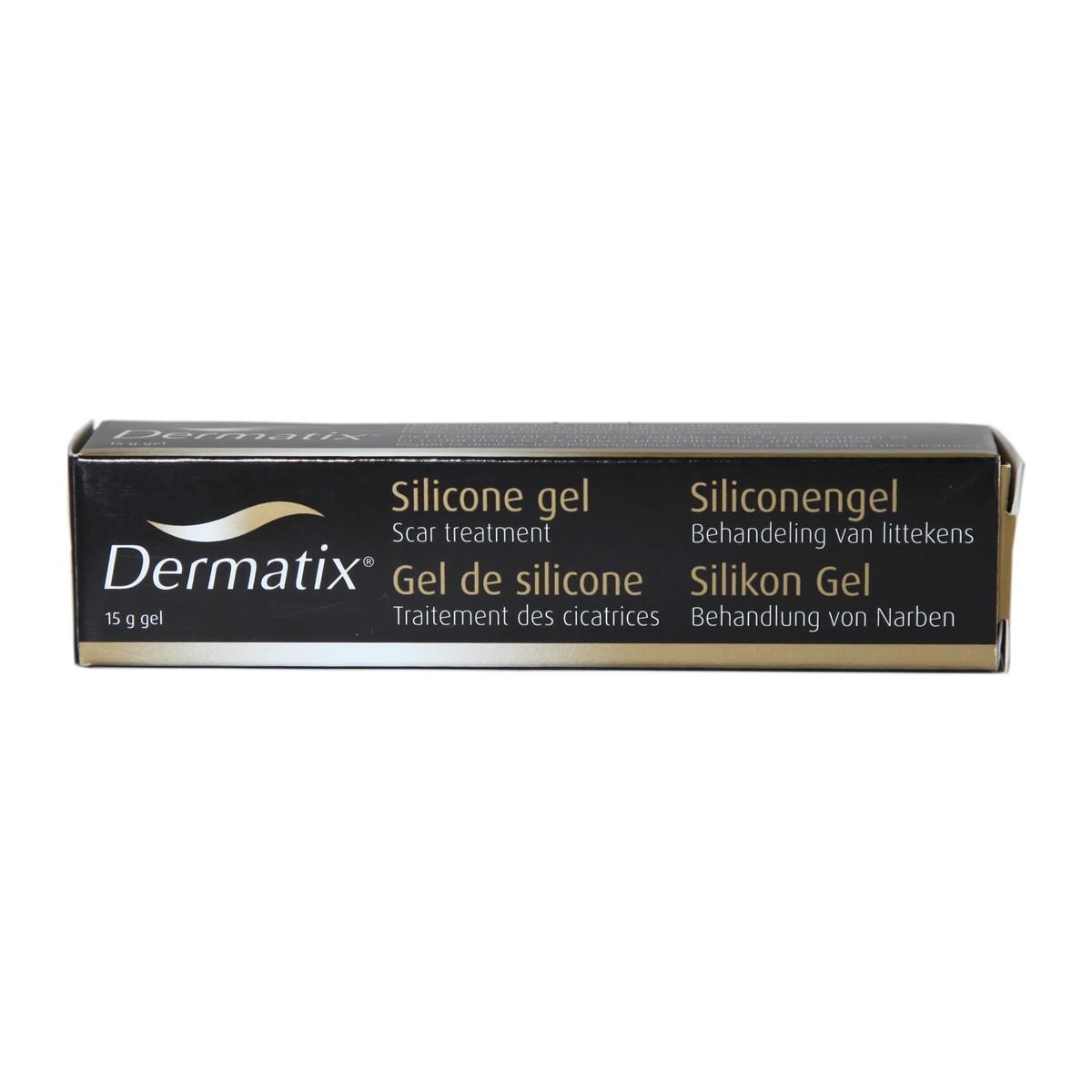 Dermatix Silicone Gel