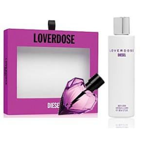 Diesel Loverdose EDP For Her Gift Set