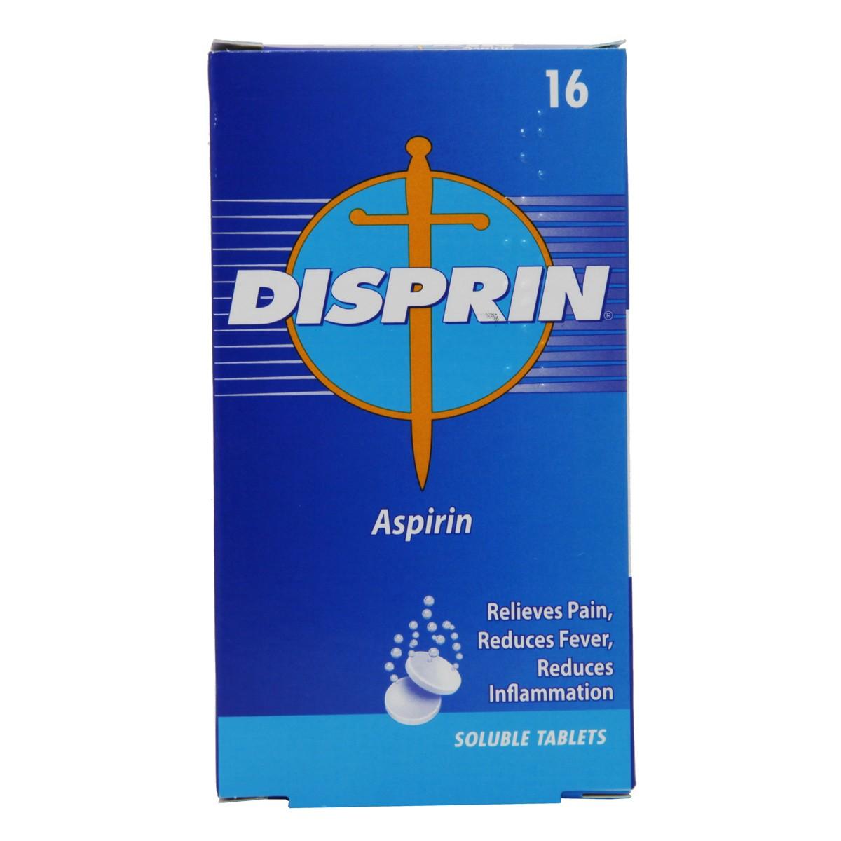 Disprin 16 's Tablets