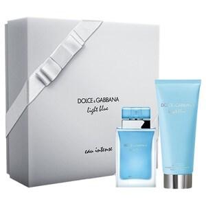 Dolce & Gabbana Light Blue Eau Intense For Her Gift Set
