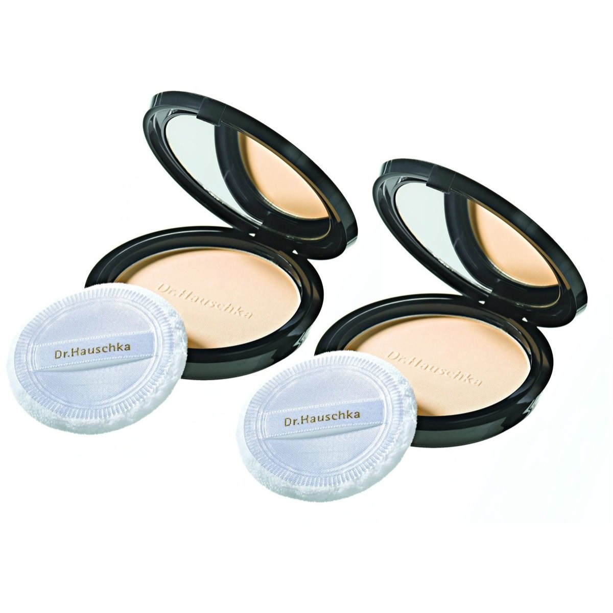 Dr Hauschka Translucent Face Powder - Compact