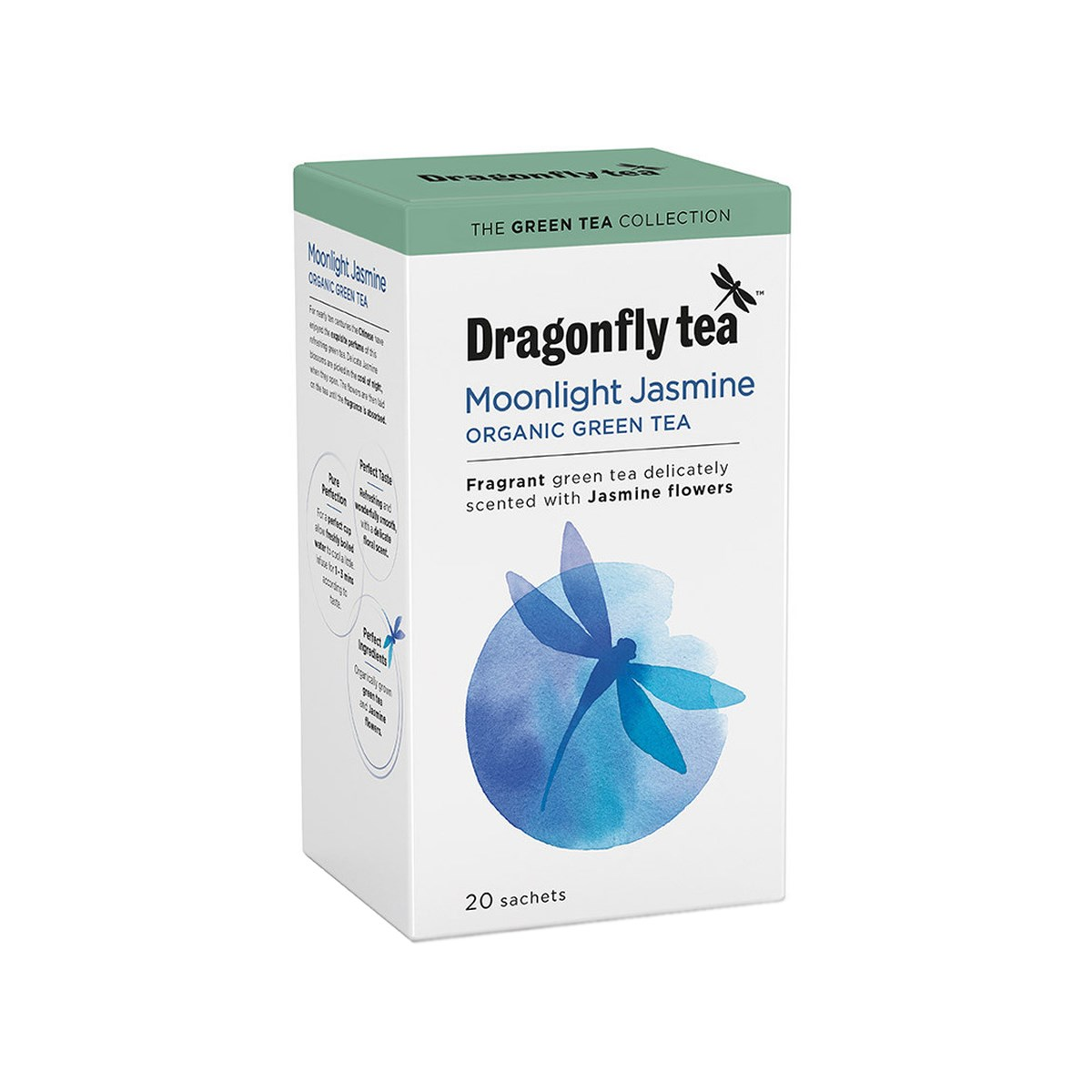 Dragonfly Organic Moonlight Jasmine Tea