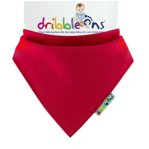 Dribble Ons Dribble Ons Brights - Red