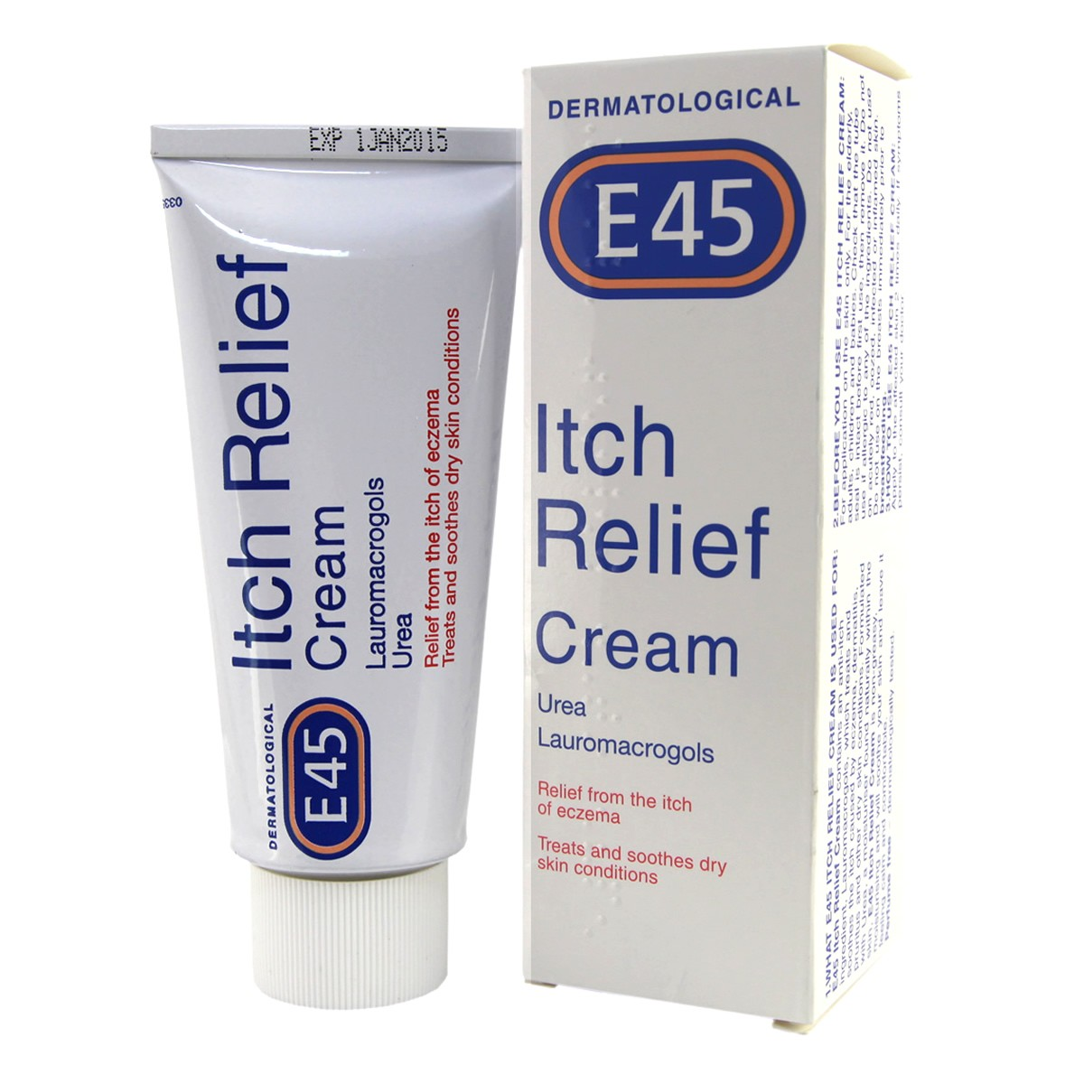 E45 Itch Relief Cream
