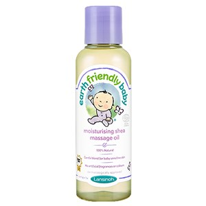 Earth Friendly Baby Moisturising Shea Massage Oil
