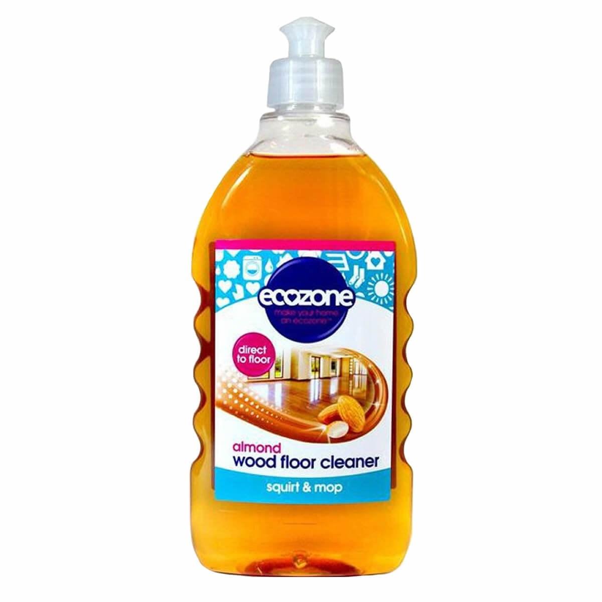 Ecozone Almond Wood Floor Cleaner