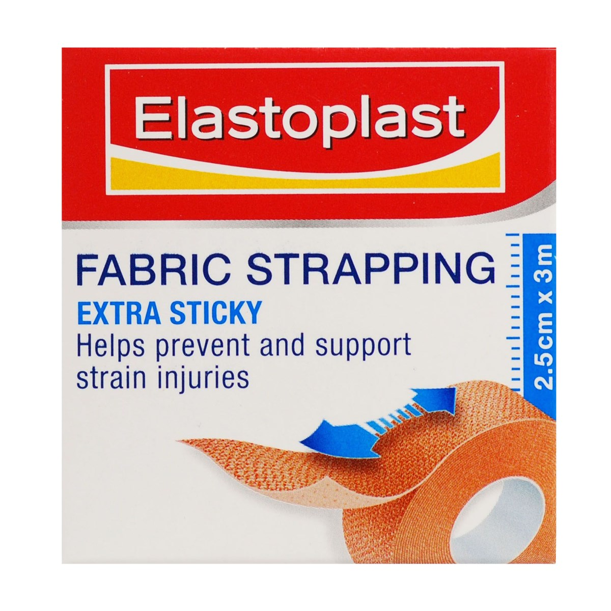 Elastoplast Fabric Strapping
