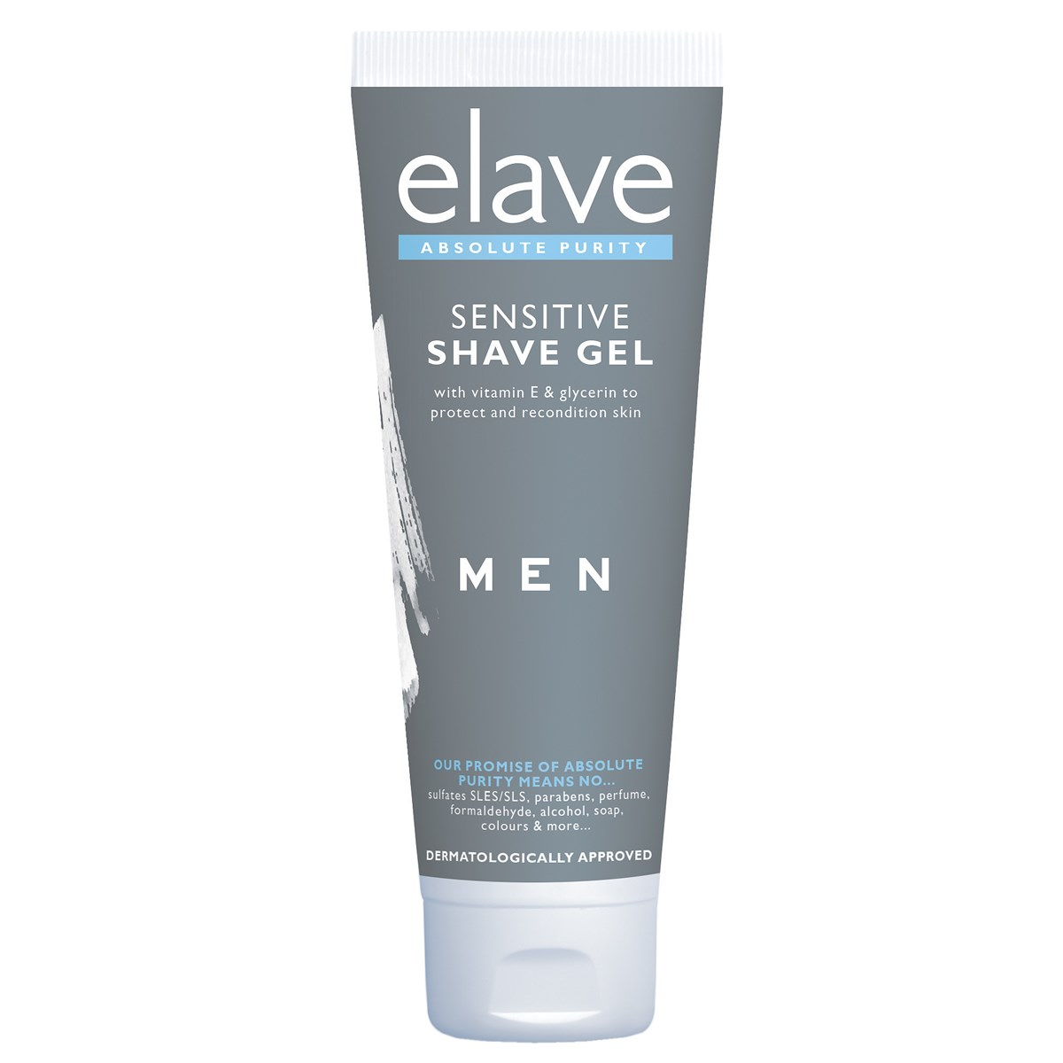 Elave Sensitive Shave Gel for Men