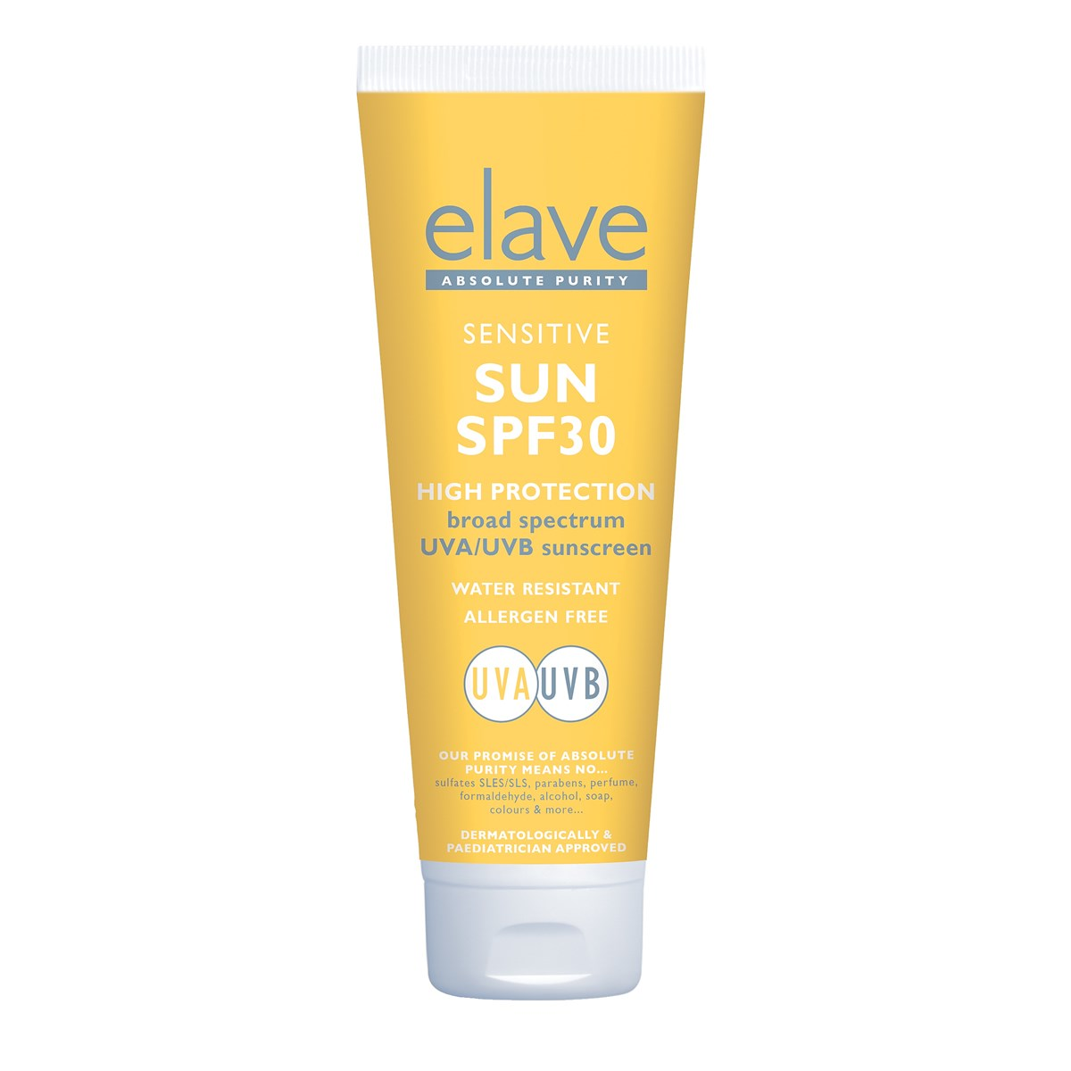 Elave Sensitive Sun Protection SPF30