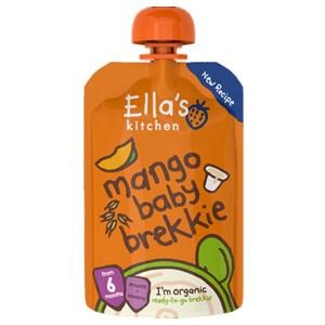Ella's Kitchen Mango Baby Brekkie - Stage 1