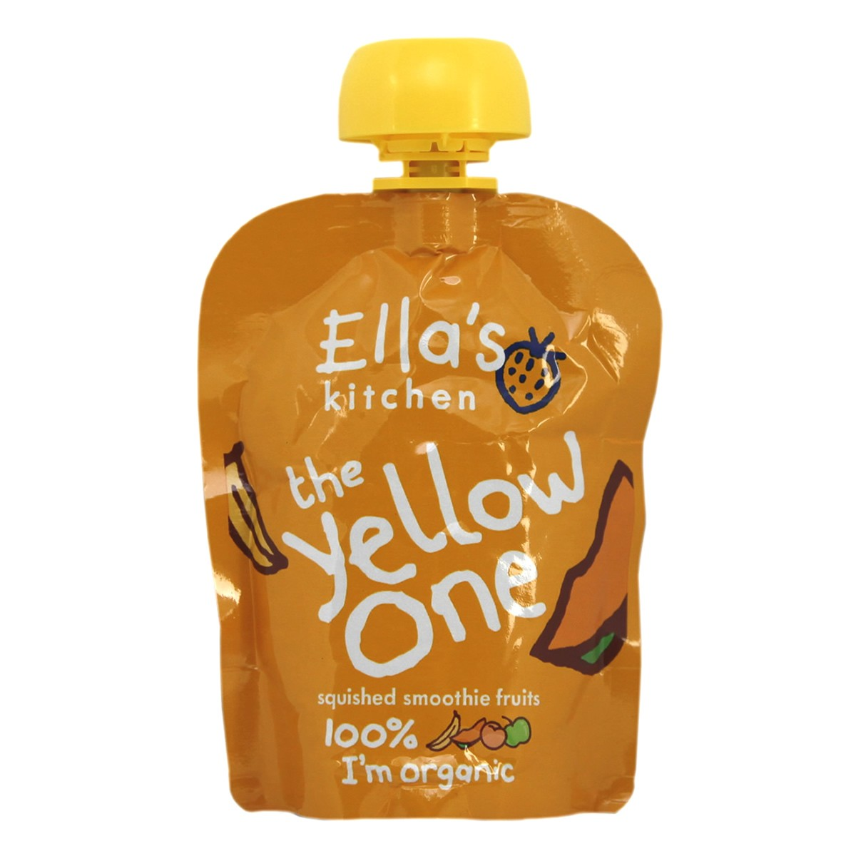 Ella's Kitchen The Yellow One Smoothie Fruit