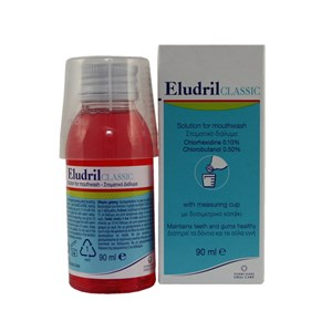 Eludril Classic Solution for Mouthwash