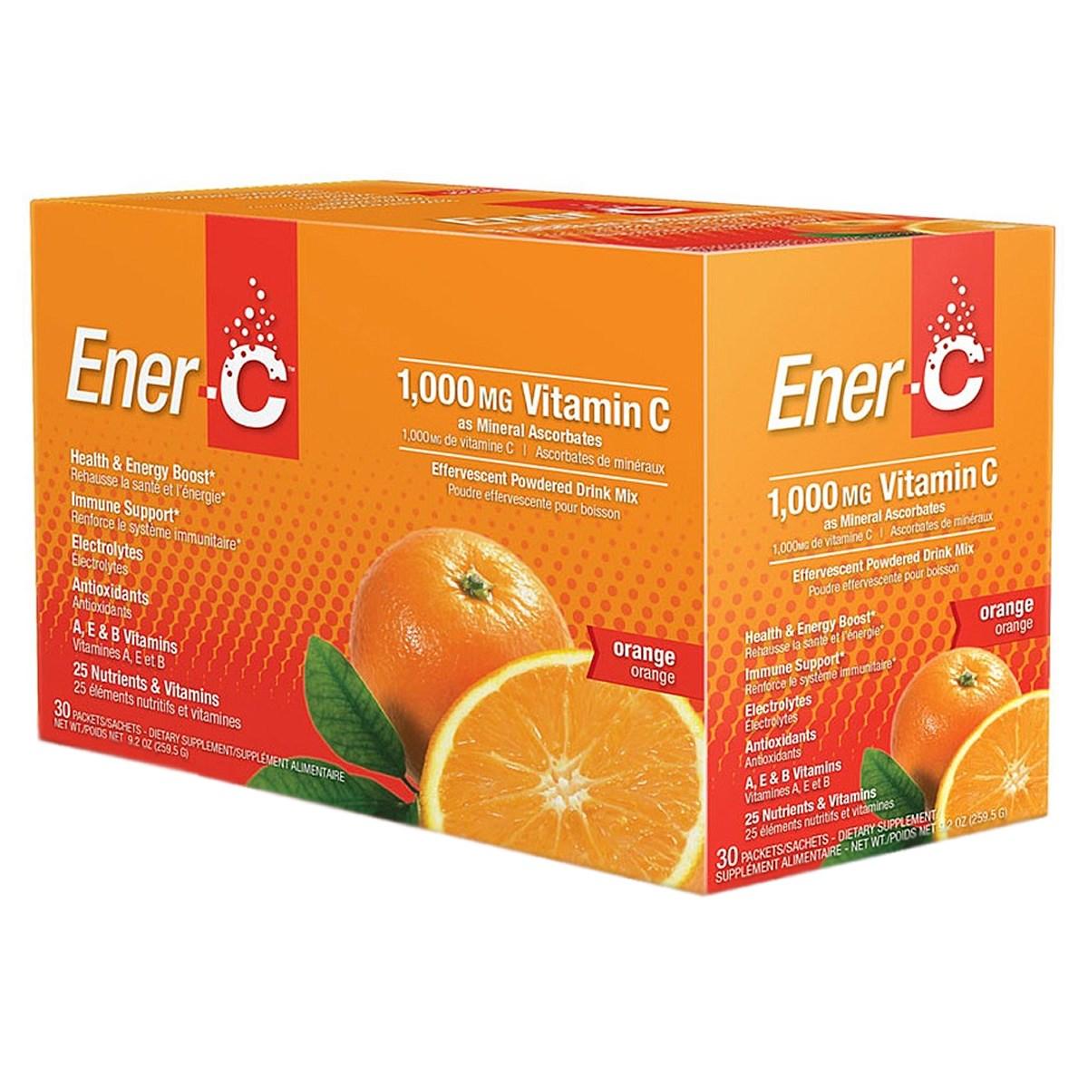 Ener-C 1000mg Vitamin C - Orange