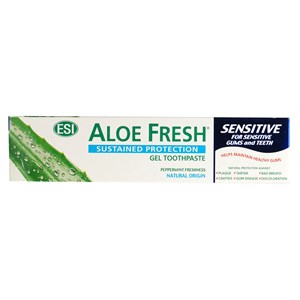 ESI Aloe Fresh Sustained Protection Sensitive Gel Toothpaste