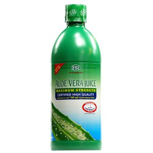 ESI Max Strength Aloe Vera Juice