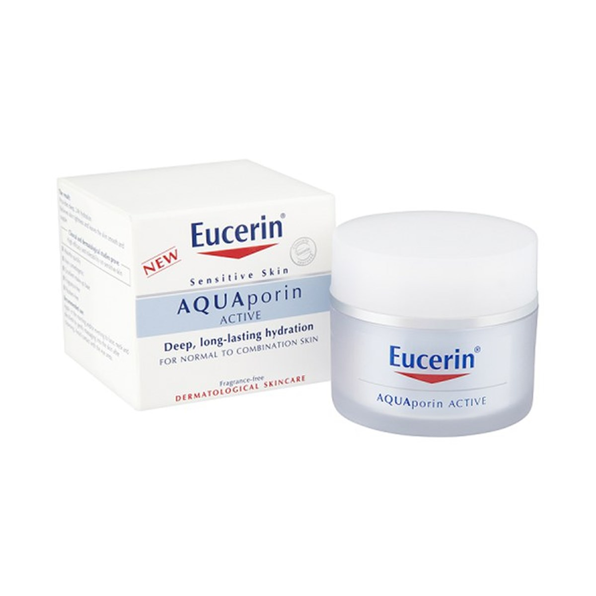Eucerin AQUAporin Active Hydration For Normal to Combination Skin