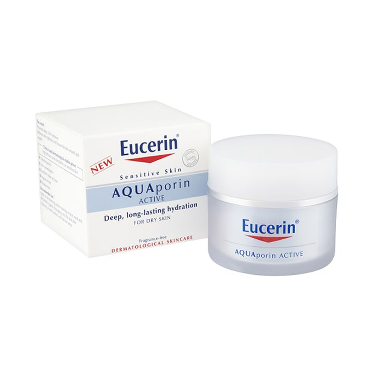 Eucerin AQUAporin Active Hydration For Dry Skin