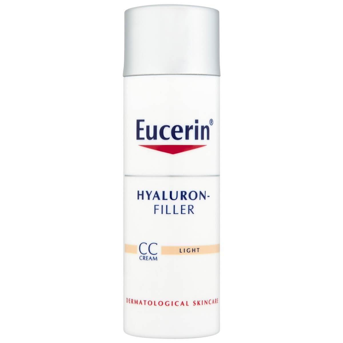 Eucerin Hyaluron-Filler CC Cream Light