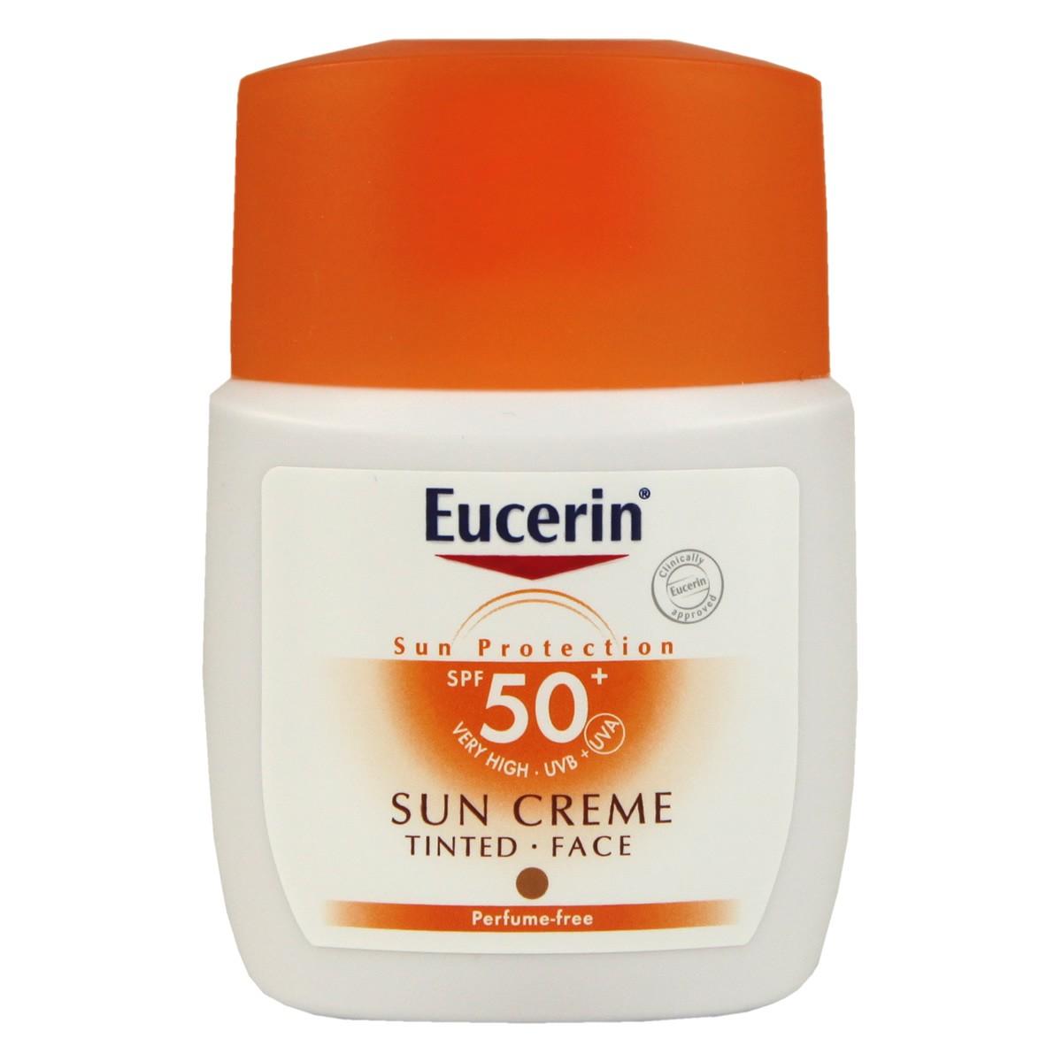 Eucerin Sun Creme Tinted SPF 50+