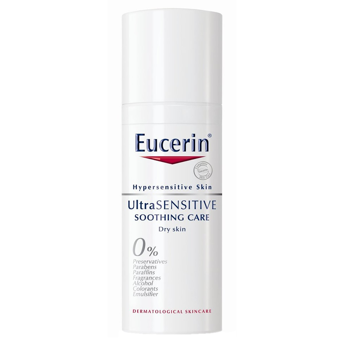 Eucerin Ultra Sensitive Soothing Care Dry Skin
