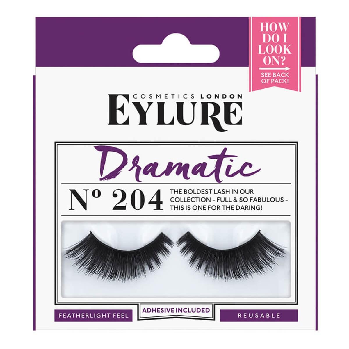 Eylure Dramatic Lashes No 204