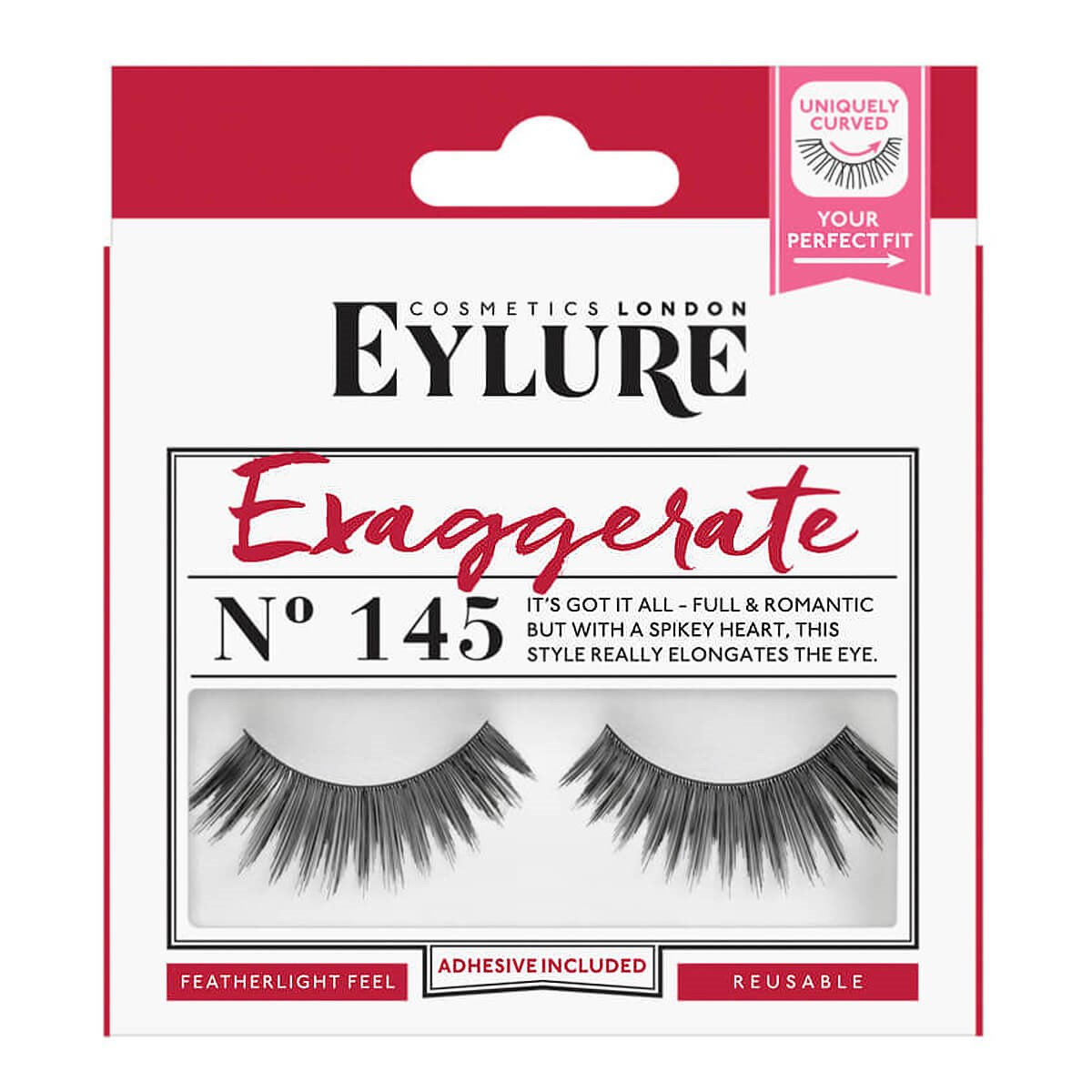 Eylure Exaggerate Lashes No.145