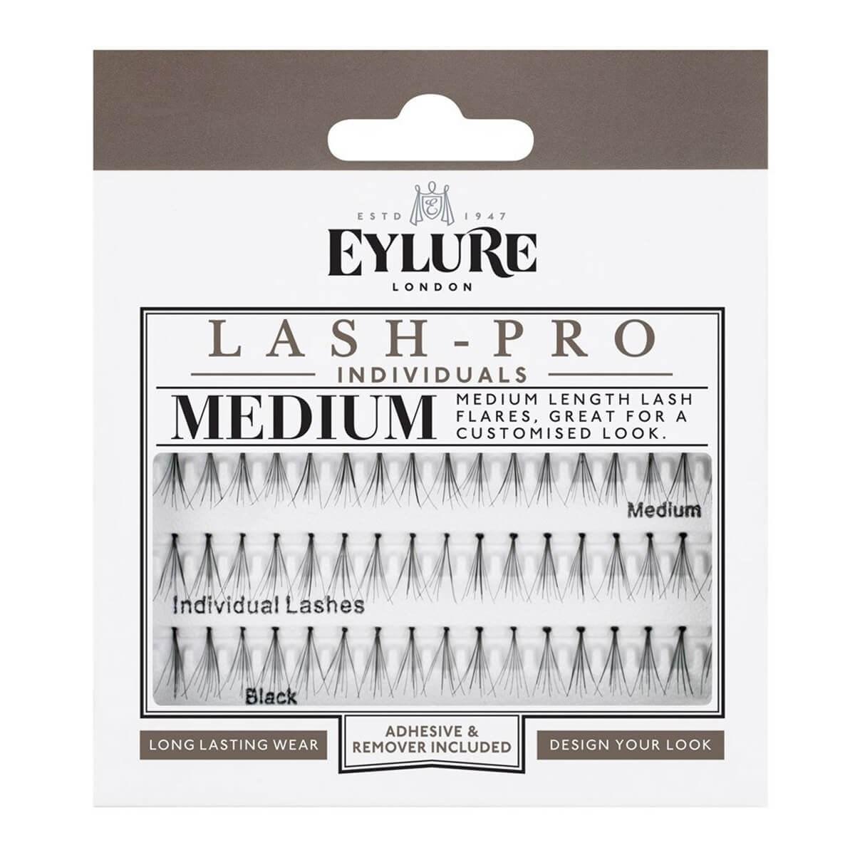 Eylure Pro-Lash Individuals Lashes - Medium