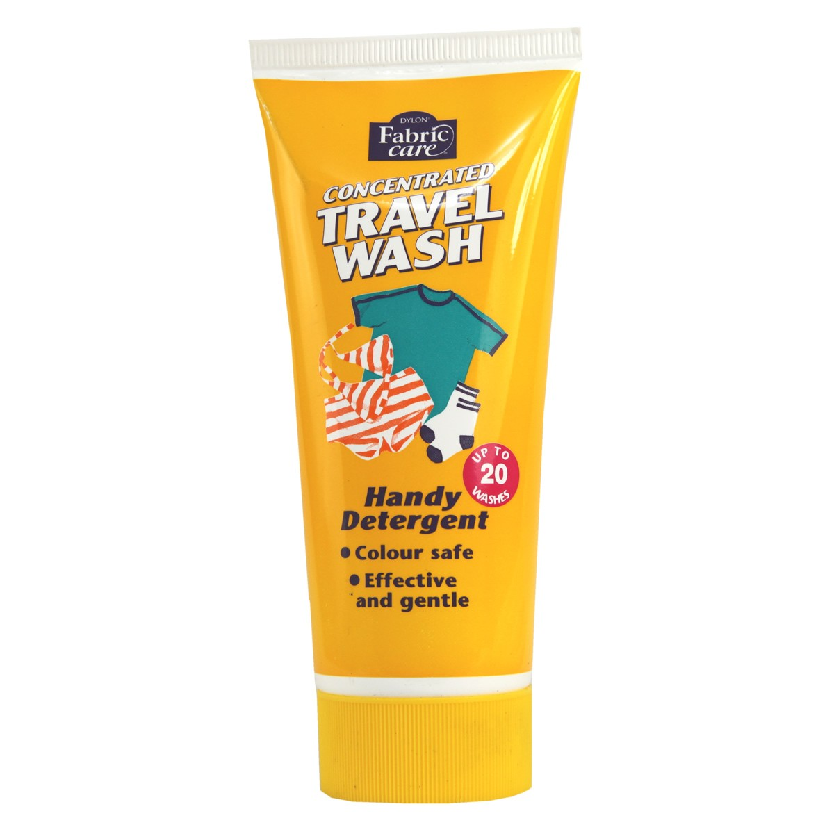 Fabric Care Concentrated Travel Wash