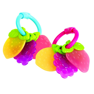 The First Years Fruity Teether - Assorted colours