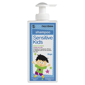 Frezyderm Sensitive Kids Shampoo For Boys