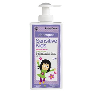 Frezyderm Sensitive Kids Shampoo For Girls