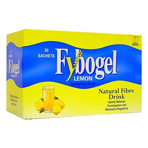 Fybogel Natural Fibre Drink - Lemon